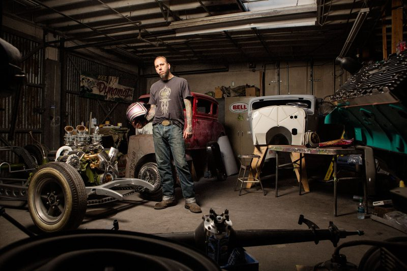 Promotional editorial portrait photography by matthew leland photography