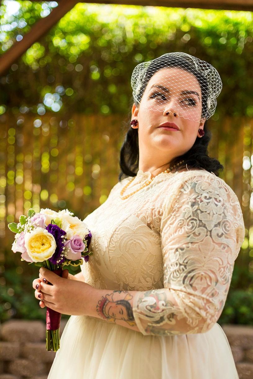 tattooed bride by top wedding photographer matthew leland