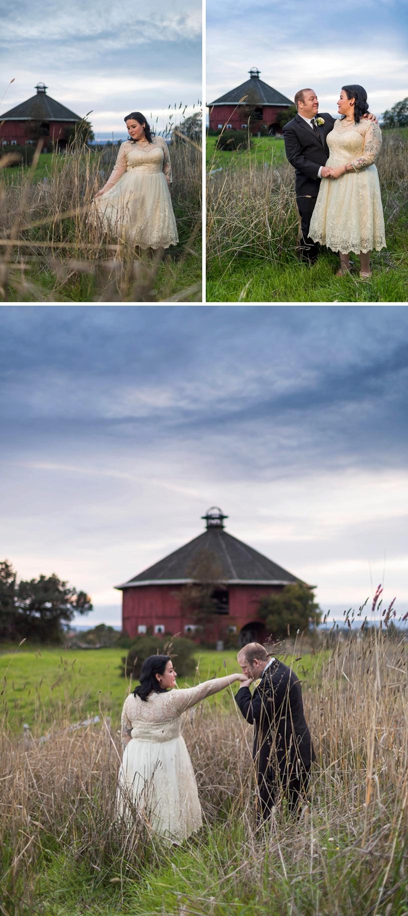 rustic barn wedding venues california