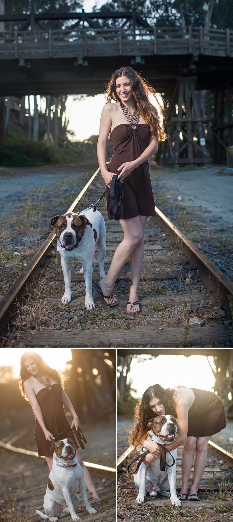Pet Photography session in Santa Cruz, California
