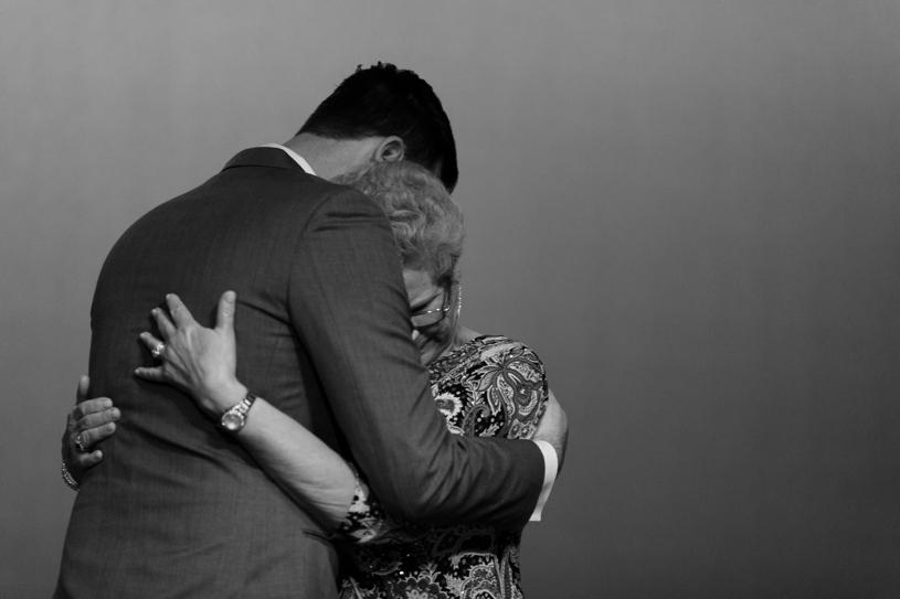 Emotional sweet wedding documentary